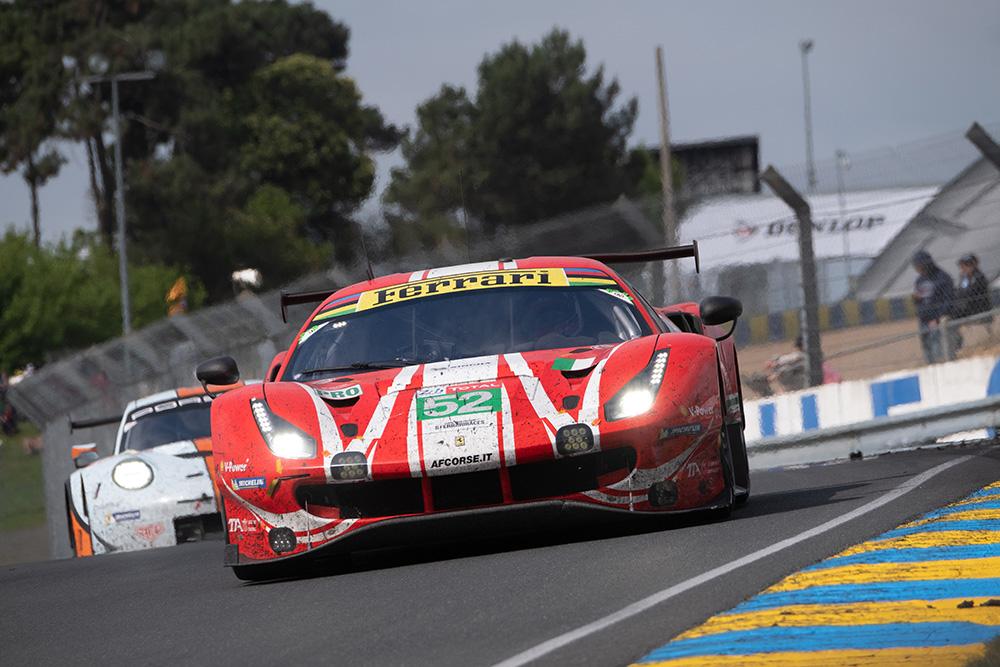 Antonio Giovinazzi Le Mans
