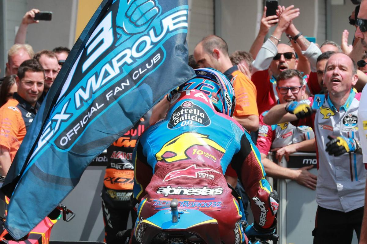 Marc VDS hoping to keep Alex Marquez in 2020
