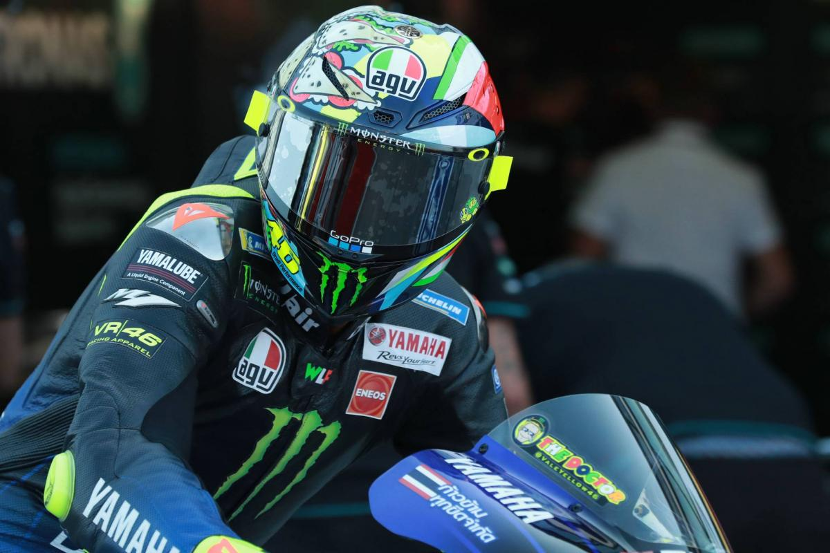 Rossi: A difficult track for us, historically