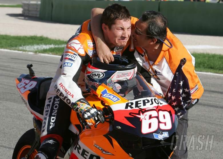 Nicky Hayden, Repsol Honda, 2006 Valencia MotoGP, MotoGP,