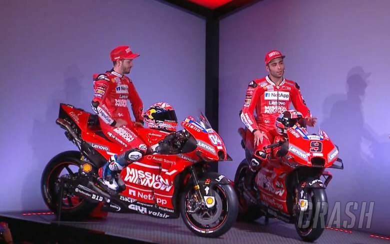 TAMPILAN PERTAMA: Ducati 'Mission Winnow' 2019