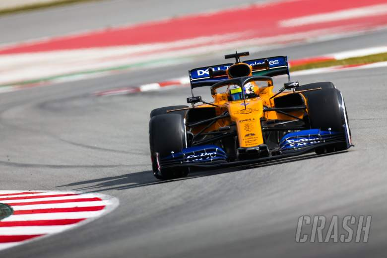 F1 Testing Analysis: Encouraging early signs for McLaren