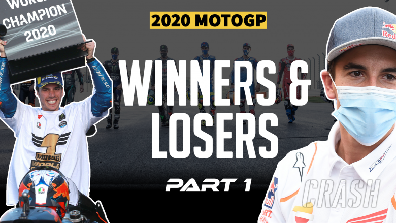 2020 MotoGP World Championship Winners & Losers - Part 1