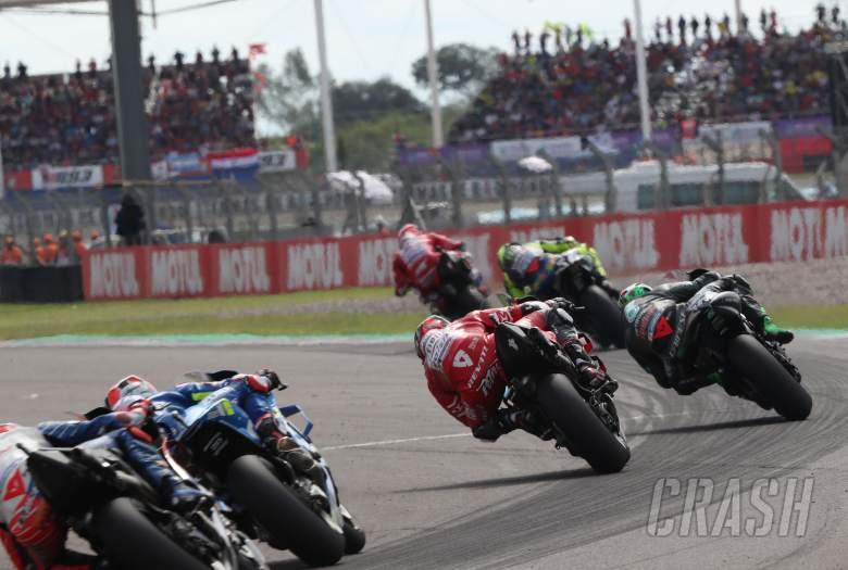 Argentina MotoGP - Cancelled