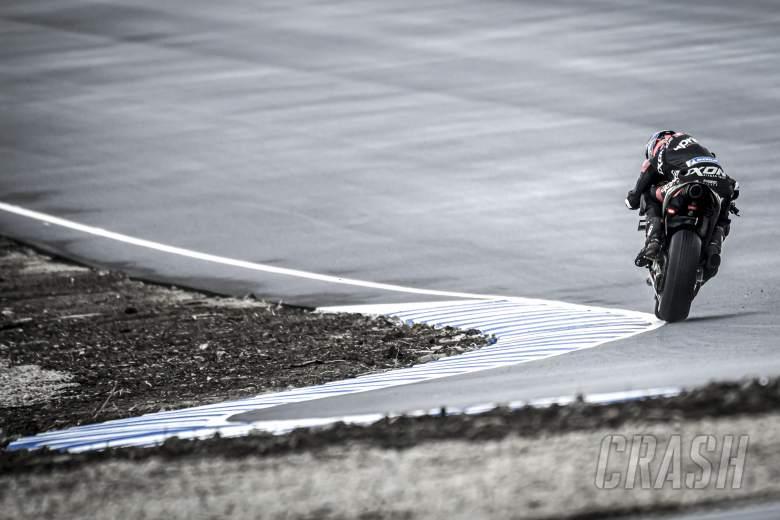 MotoGP riders talk first day at Finland's KymiRing
