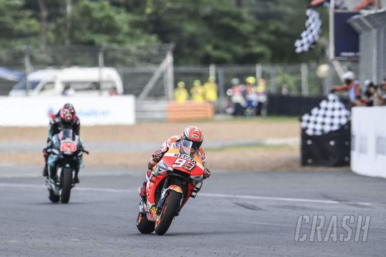 Thailand MotoGP - Cancelled