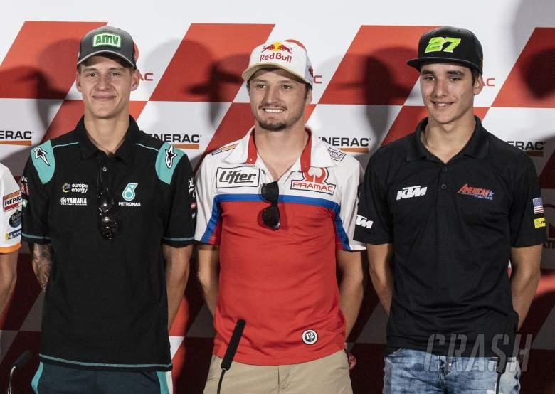 法比奥·夸塔拉罗,杰克·米勒,伊克·勒库纳,MotoGP,