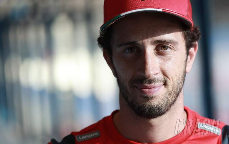 RESMI: Andrea Dovizioso Lakukan Comeback dengan Petronas Yamaha
