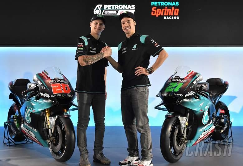 'Lewis Hamilton bisa mencoba motor MotoGP saya!'
