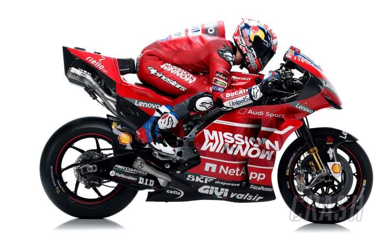 'Penggunaan CFD besar-besaran' bagian dari dorong aero Ducati