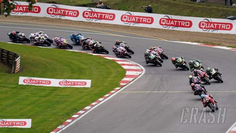 2021 British Superbike Championship - Round 8: Silverstone (National)