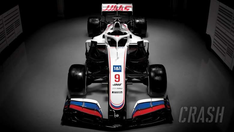 Haas F1 Luncurkan Livery Musim 2021, Dapat Sponsor Baru