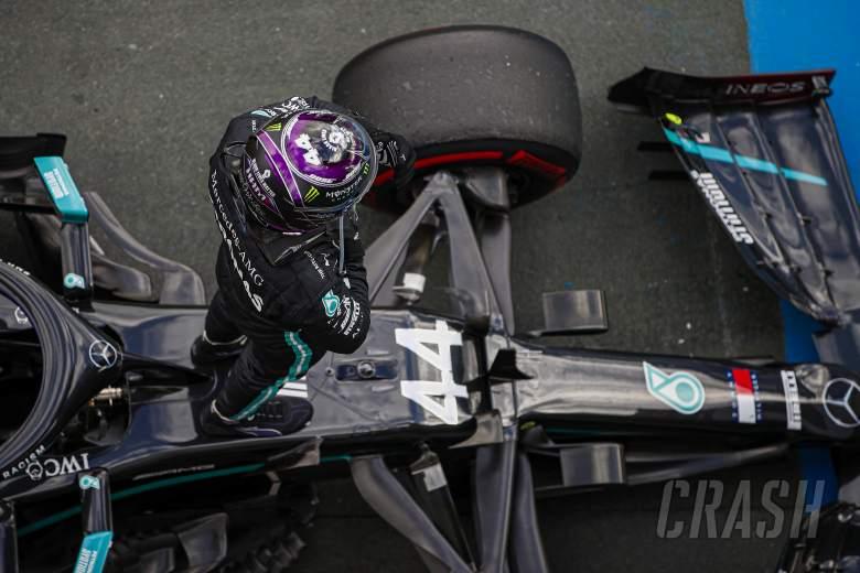 'Tidak adil' untuk mengatakan Hamilton hanya menang karena dia punya mobil F1 terbaik - Wolff