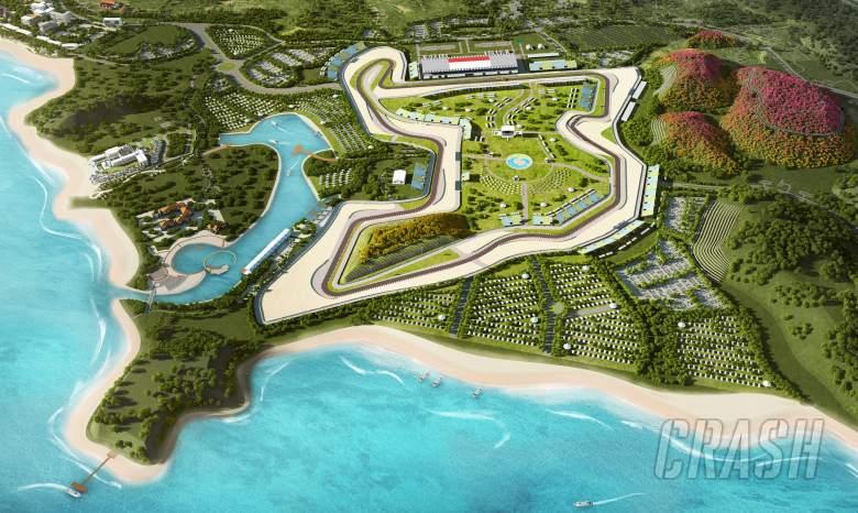 Sirkuit Mandalika Gelar WorldSBK Akhir 2021, MotoGP Awal 2022