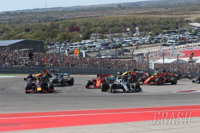 United States Grand Prix - Cancelled