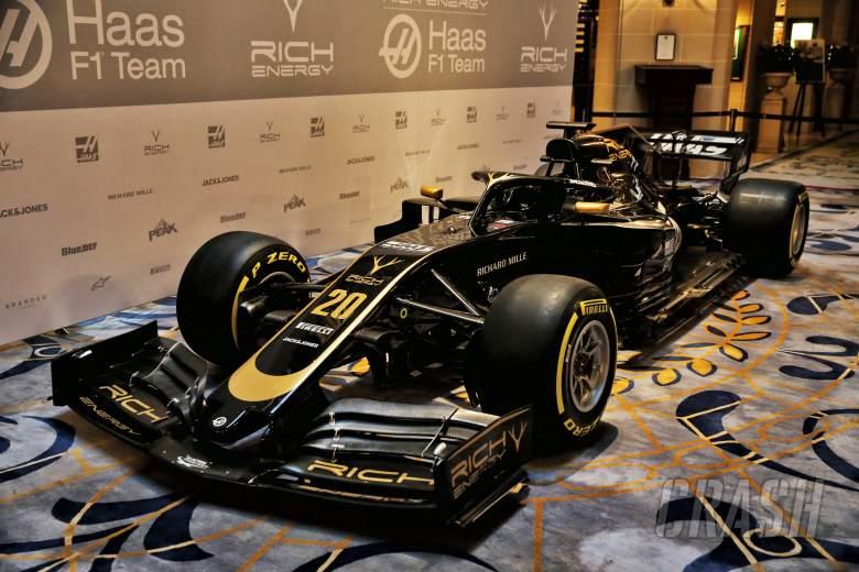 Haas, VF-19, F1,