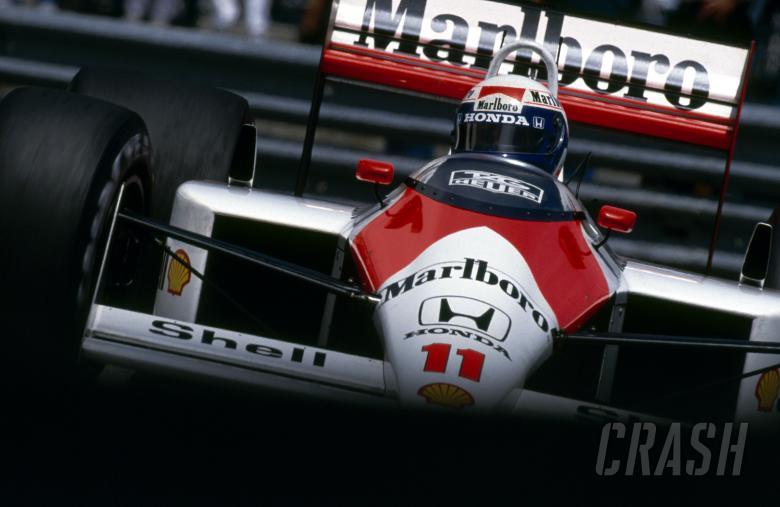 Alain Prost,