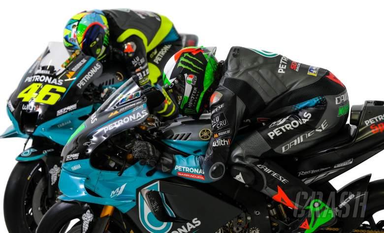 Valentino Rossi, Franco Morbidelli, Petronas Yamaha SRT Team