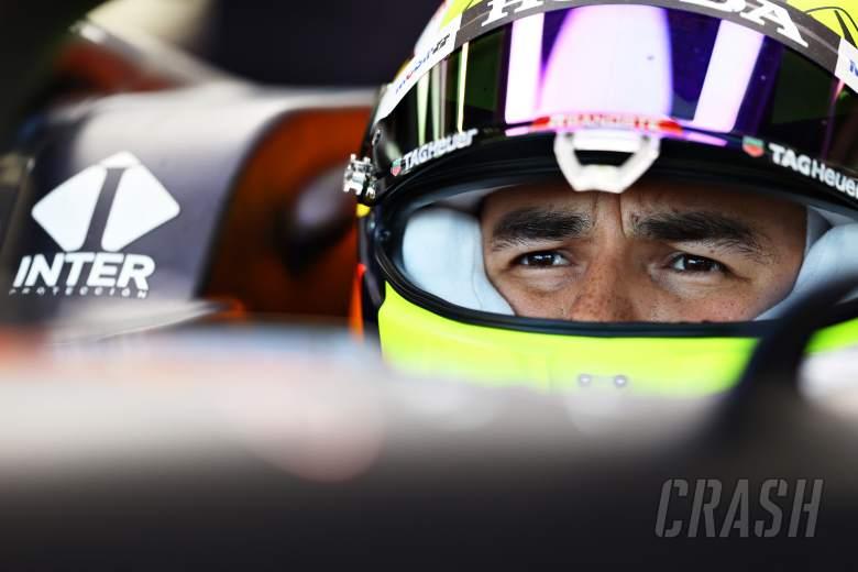 Pembalap baru Red Bull, Sergio Perez