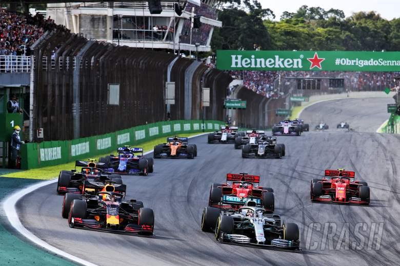 Max Verstappen, 2019 Brazilian GP, Red Bull,