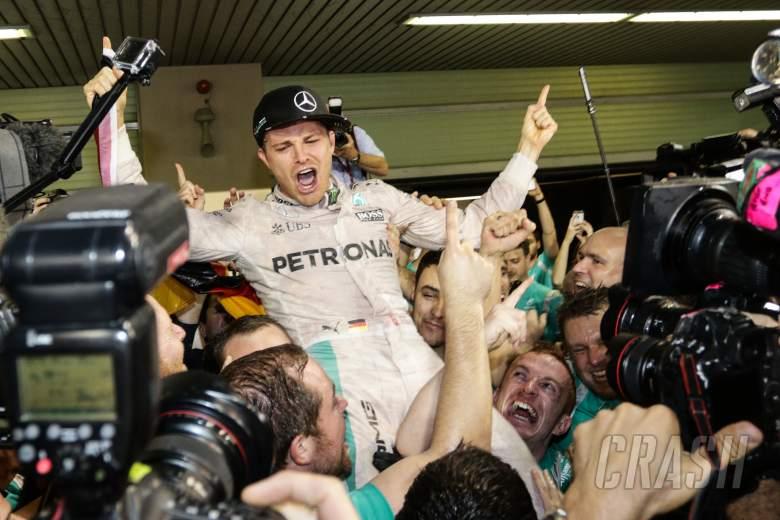 Nico Rosberg, Mercedes, F1,