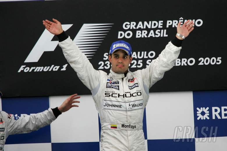 Juan-Pablo Montoya, COL, West McLaren Mercedes