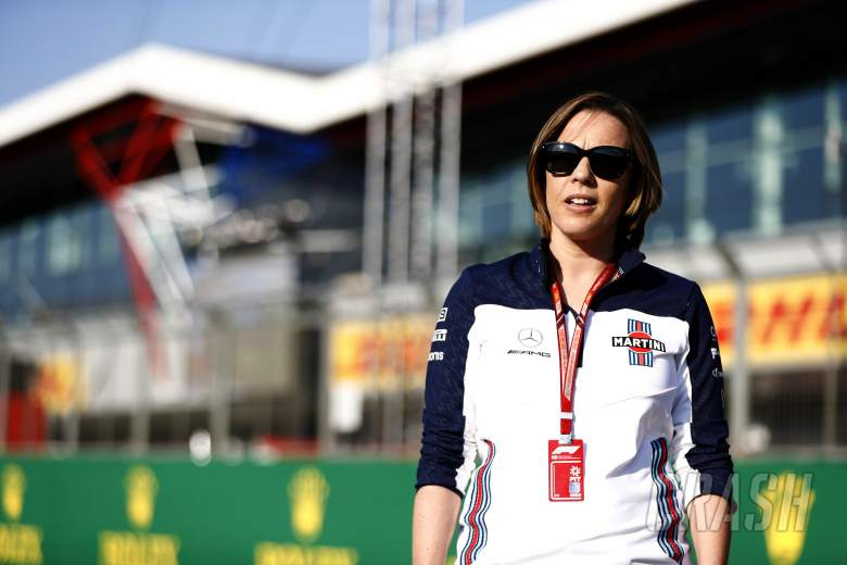 Claire Williams interview: Pushing the reset button for 2019