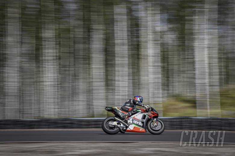 Smith fastest as KymiRing test concludes