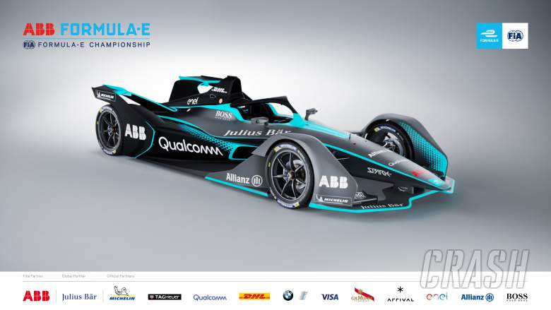 Formula E unveils new 'Gen 2' car for Season 5