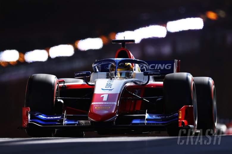 F2 Monaco: Hasil Kualifikasi Lengkap dari Jalanan Monte Carlo