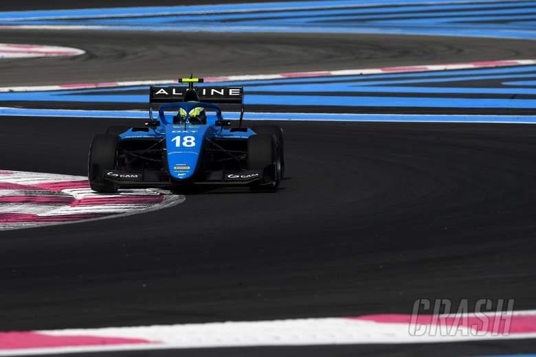 FIA Formula 3 2021 - France - Full Qualifying Results