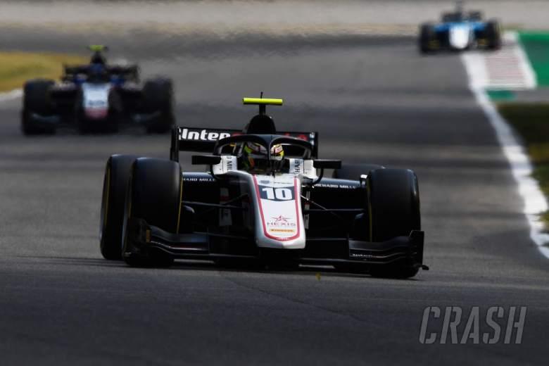 FIA Formula 2 2021 - Italy - Full Qualifying Results