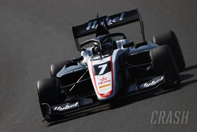 FIA Formula 3 2021 - Netherlands - Full Qualifying Results