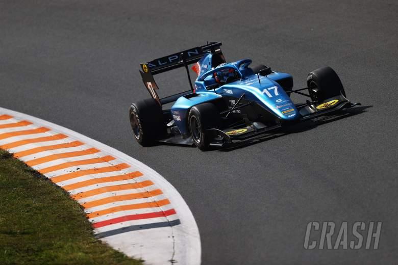 FIA Formula 3 2021 - Netherlands - Full Sprint Race (1) Results