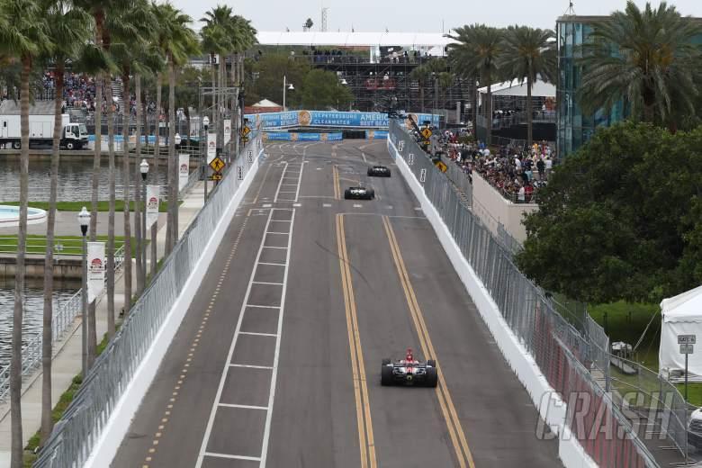 IndyCar Grand Prix St. Petersburg - Hasil Perlombaan