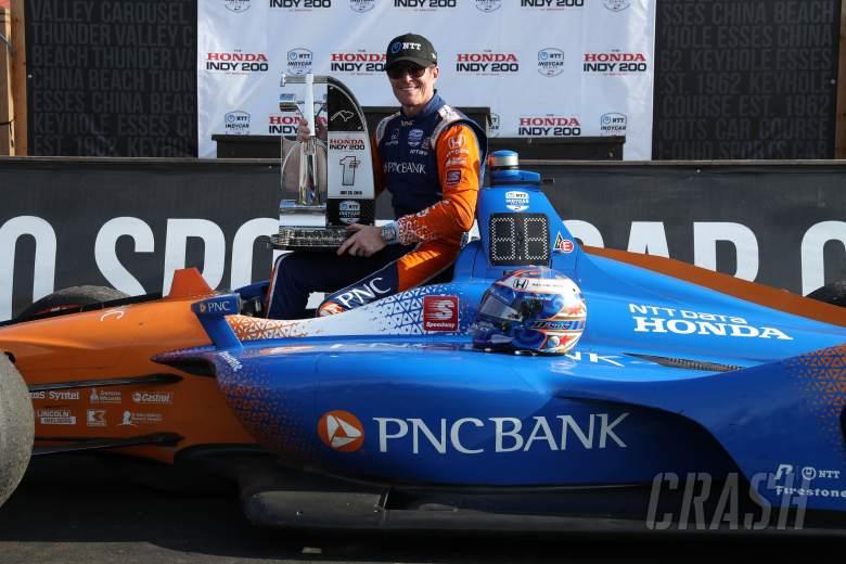 Honda 200 di Mid-Ohio Sports Car Course - Hasil Balapan