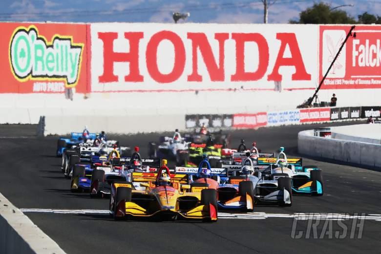 IndyCar Grand Prix of Sonoma - Race Results