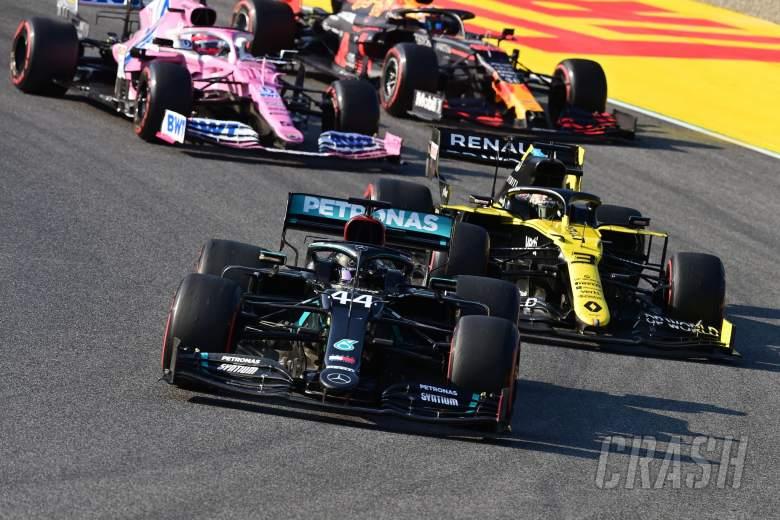 Para pemenang dan pecundang dari kegilaan Mugello F1