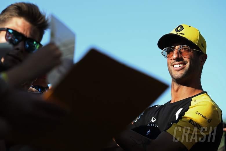 Summer break will act as a 'nice reset' for Renault - Ricciardo