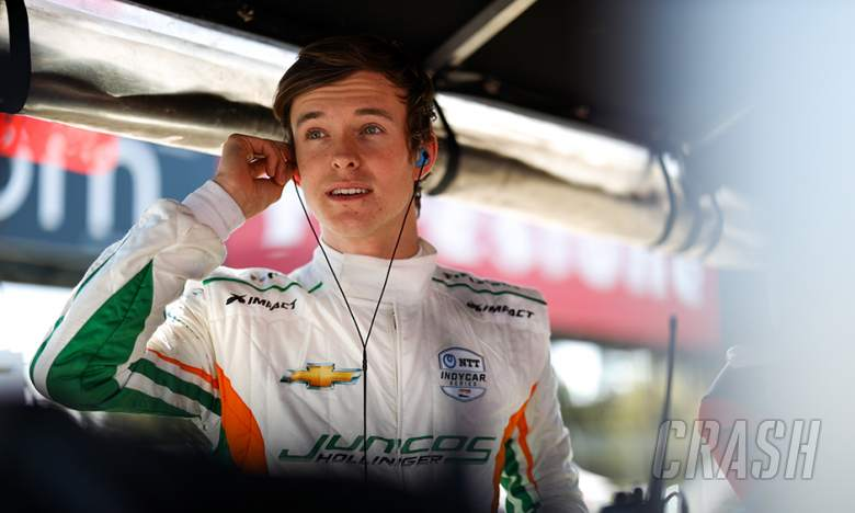 Ferrari F1 junior Ilott secures 2022 full-time IndyCar drive