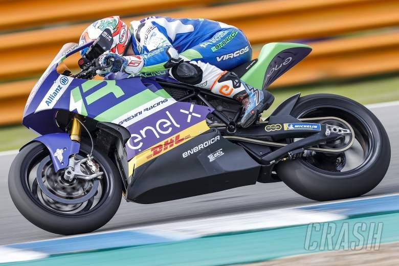 Indonesian E-Racing Gresini Bersiap Hadapi MotoE Musim 2021