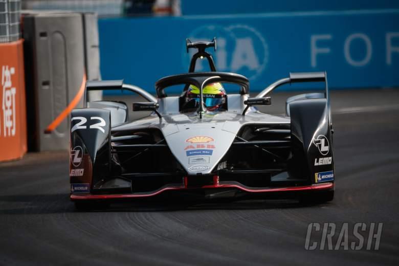Rowland mencetak pole perdana Formula E di Sanya