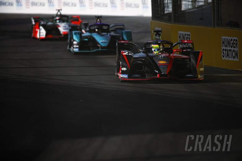 2021 FIA Formula E Diriyah E-Prix - Race 2 Qualifying results