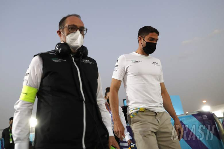 'I thought that was the end' - Mortara reacts to Formula E crash, misses race