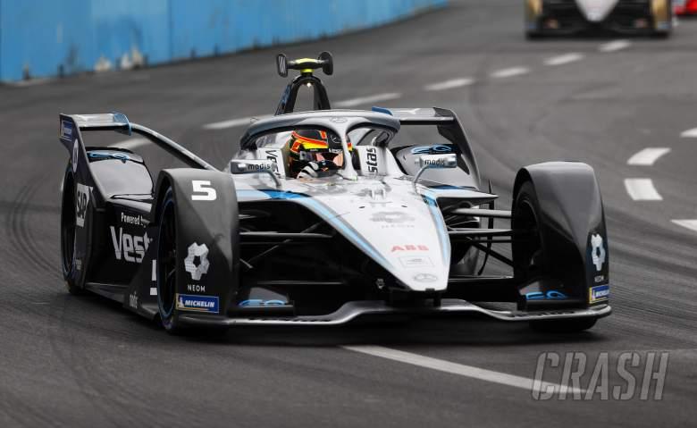 E-Prix Roma: Vandoorne Mengklaim Pole Position Race 1