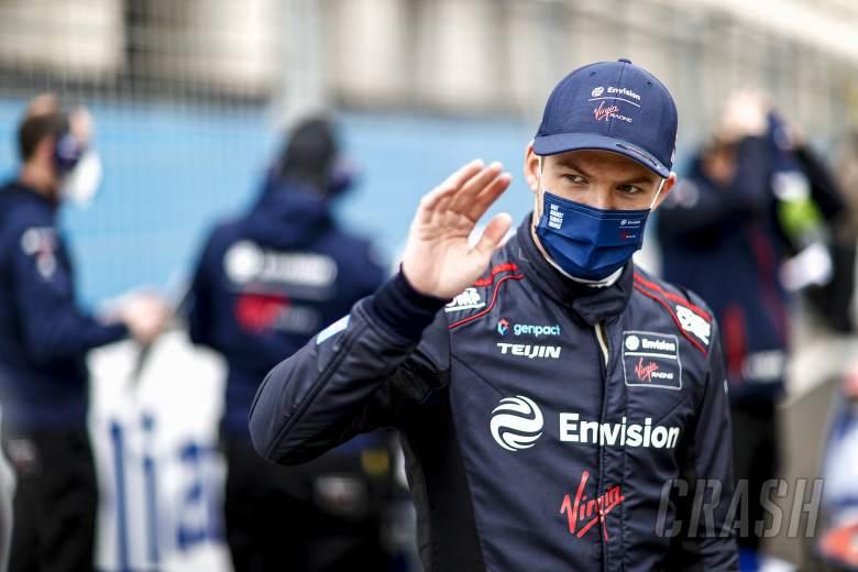 Cassidy storms to second Formula E pole position at New York City E-Prix