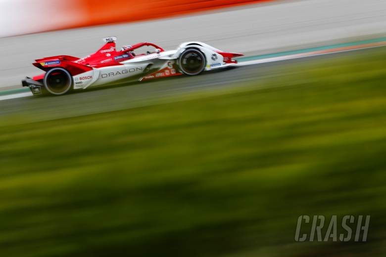2021 FIA Formula Valencia E-Prix - Race 1 Qualifying results