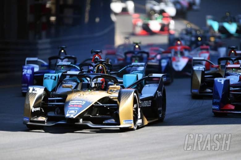 Da Costa overtakes Evans on the final lap to win Formula E's Monaco E-Prix