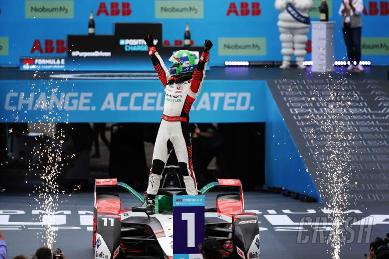 Di Grassi leads Audi 1-2 in Puebla E-Prix after Wehlein DSQ