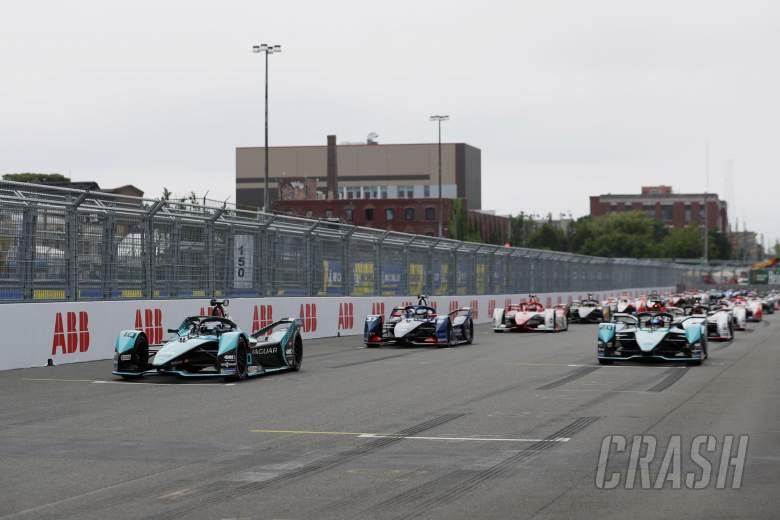 E-Prix New York: Hasil Lengkap Race 2 dari Amerika Serikat